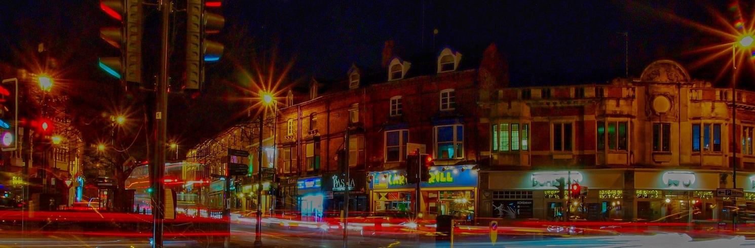 Birmingham, Wielka Brytania