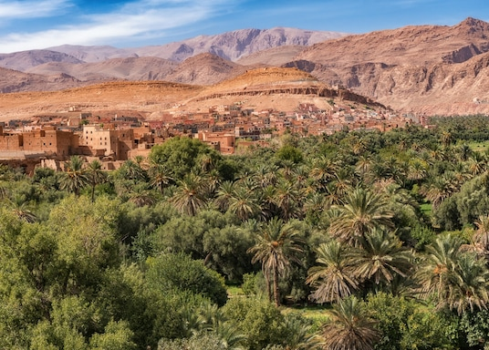 Boumalne Dades, Marocko
