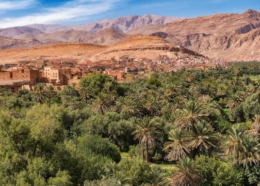 Boumalne Dades, Morocco
