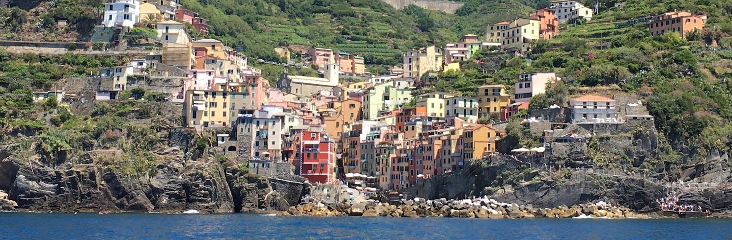 Riomaggiore, Taliansko