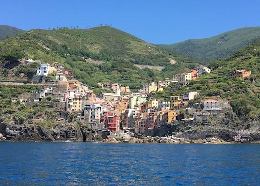 Riomaggiore, İtalya