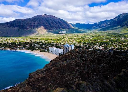 Makaha, Hawaï, États-Unis d'Amérique