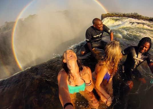 加登斯, 南非