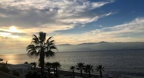 Reggio di Calabria strandpromenad