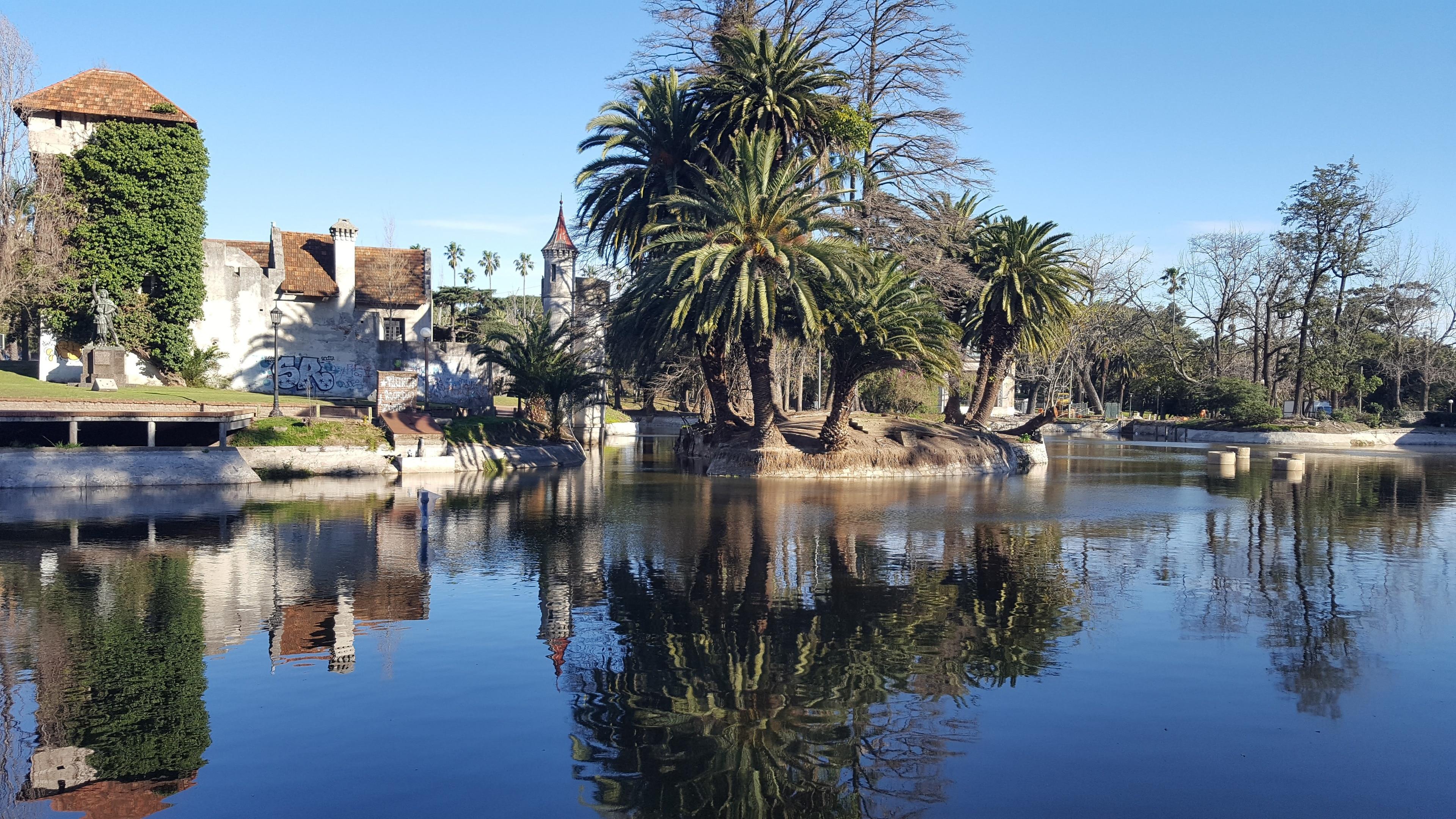 Parque Rodó, Montevideo, Uruguay
