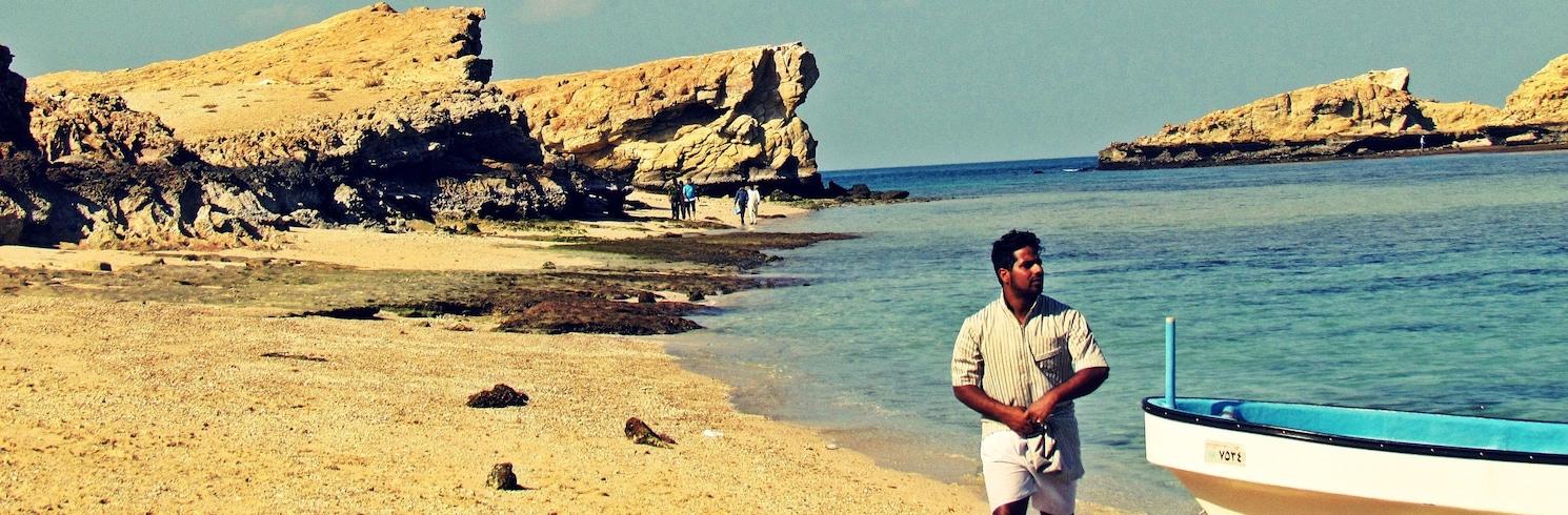 Barka, Oman