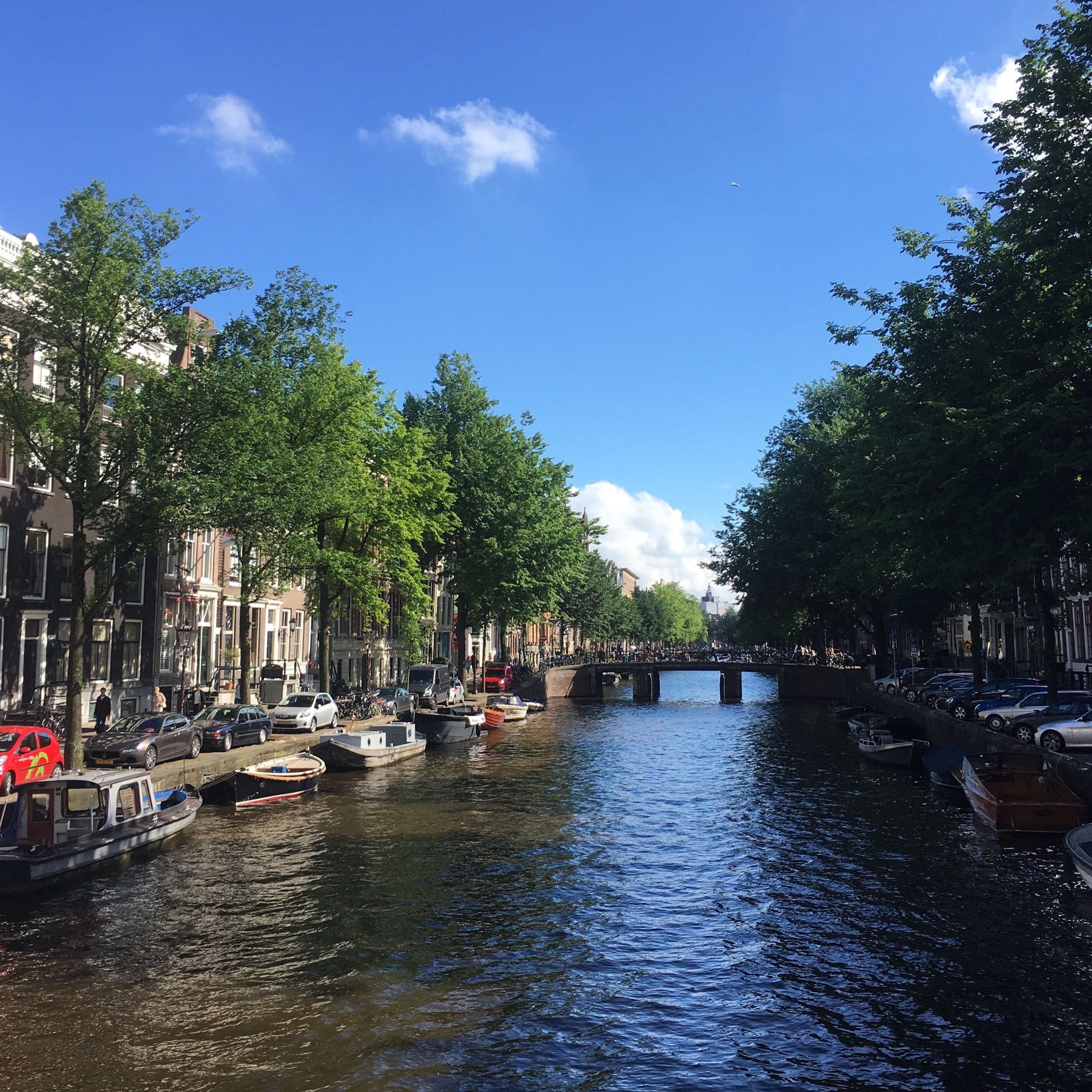 Herengracht Canal, Amsterdam, North Holland, Netherlands