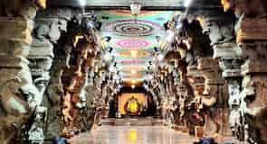 Ναός Meenakshi Amman