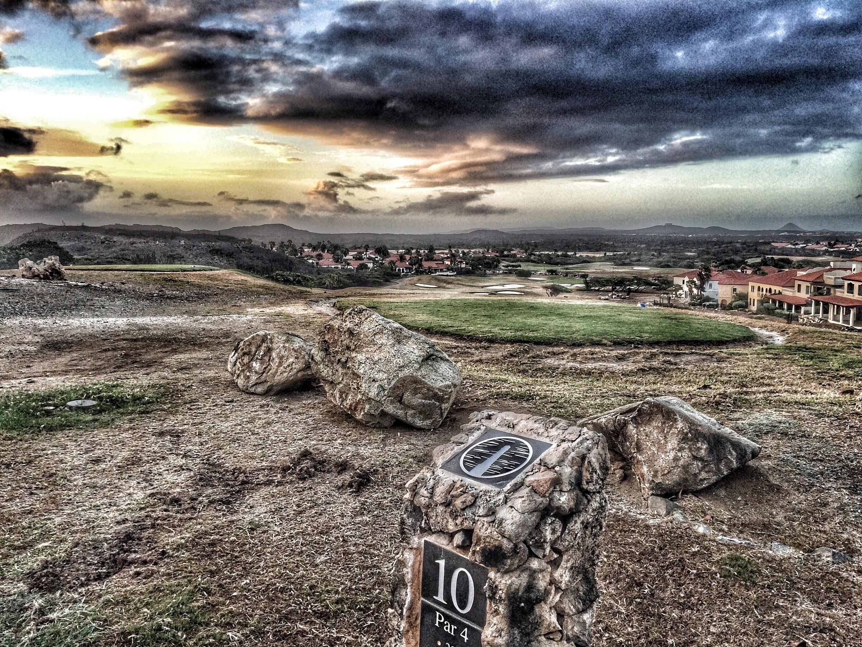 Tierra del Sol Golf Course, Noord, Aruba
