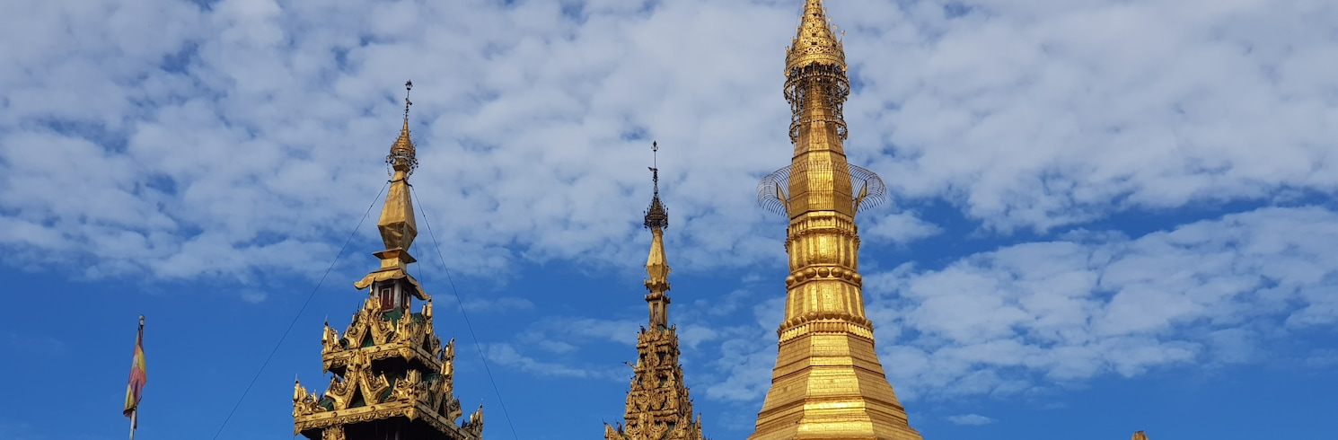 Yangon, Myanmar (Birma)