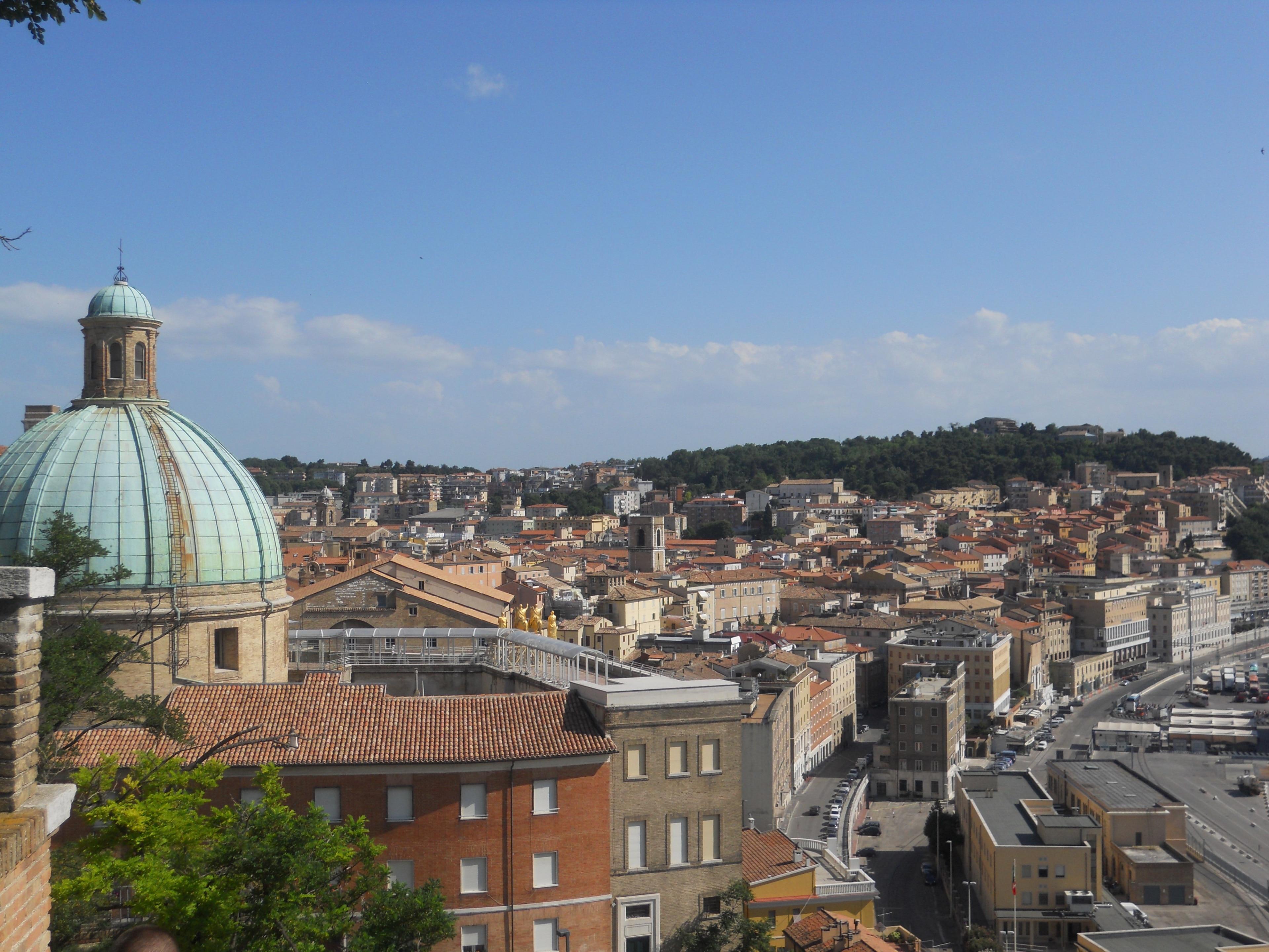 Porto di Ancona, Ancona, Marche, Italien