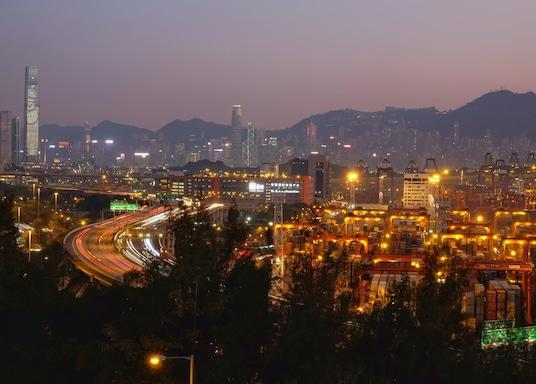 Kvai Cingas, YAKR Honkongas