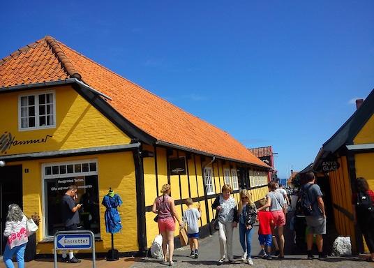 Сванеке, Данія