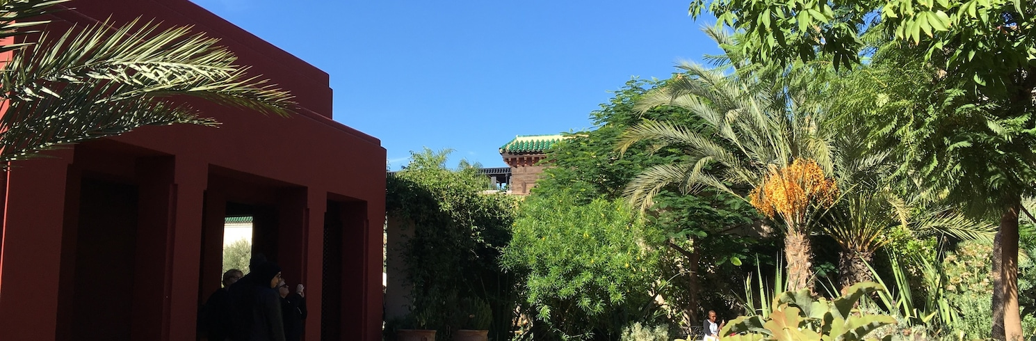 Marrakech, Fas