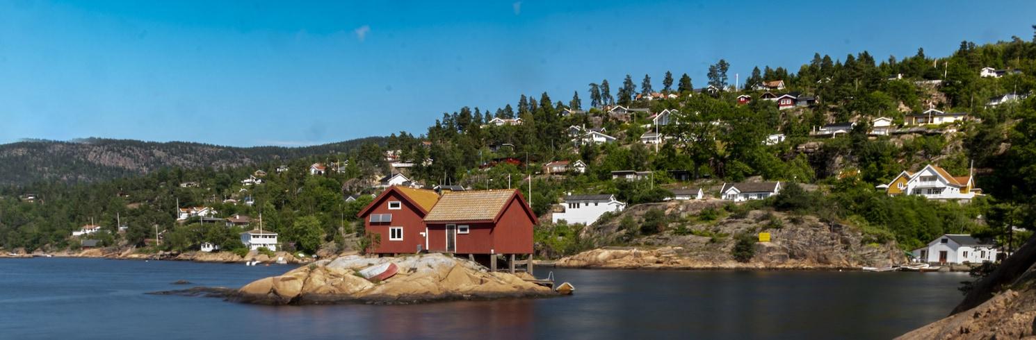 Hurum, Norwegen