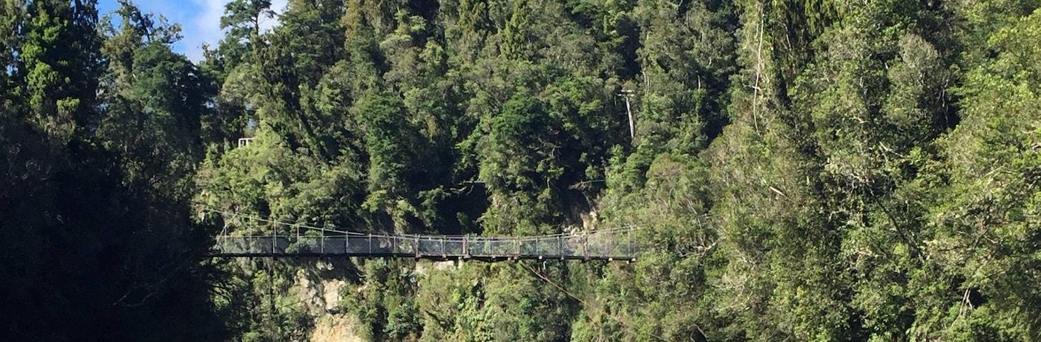 Totara River, New Zealand