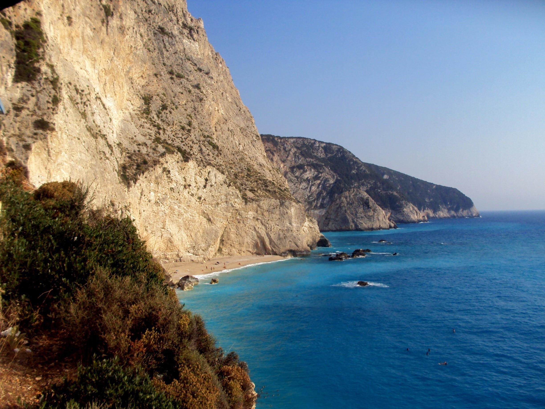Porto Katsiki Beach, Lefkada, Ionian Islands Region, Greece