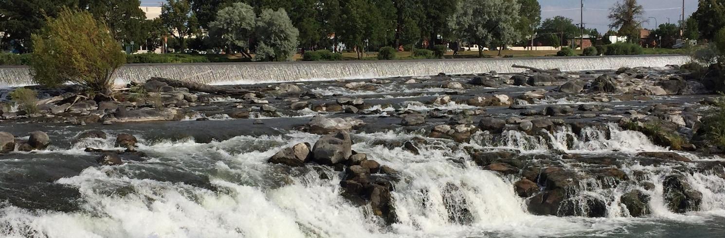 Idaho Falls (y alrededores), Idaho, Estados Unidos