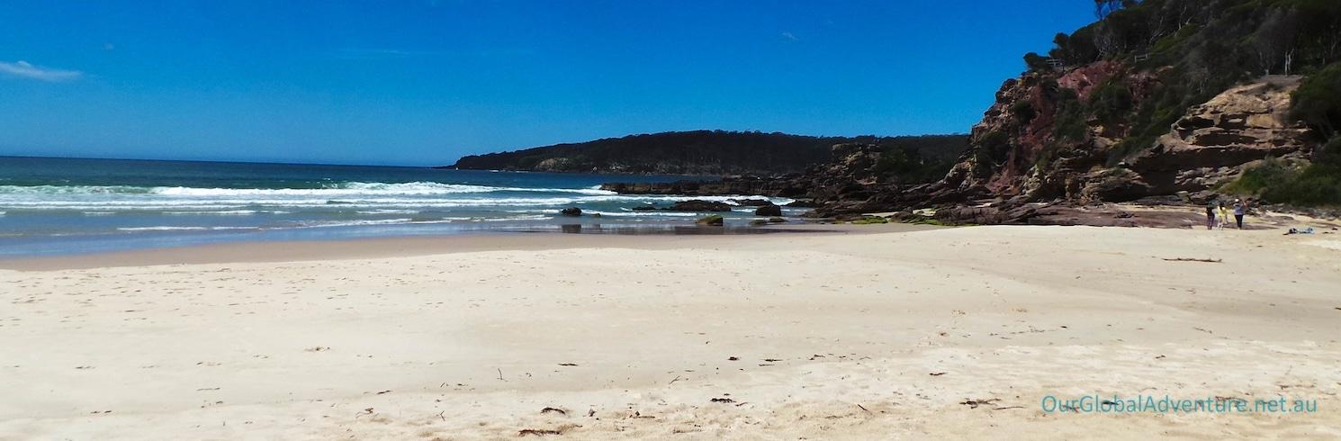 Pambula Beach, Naujasis Pietų Velsas, Australija