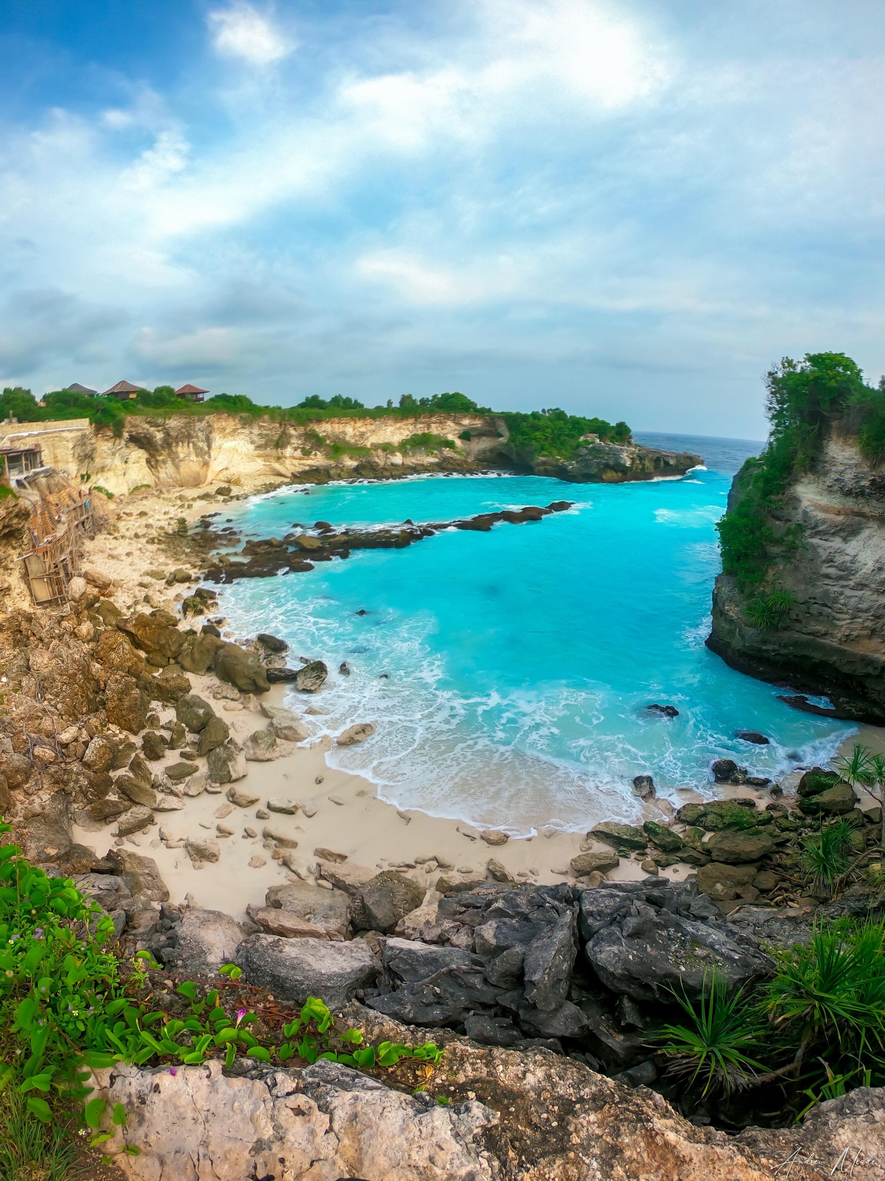 Nusa Ceningan, Bali, Indonesien