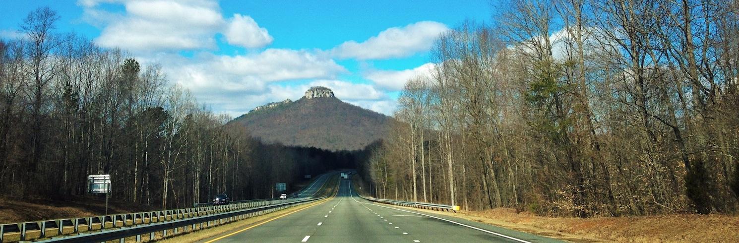 Pilot Mountain, North Carolina, United States of America