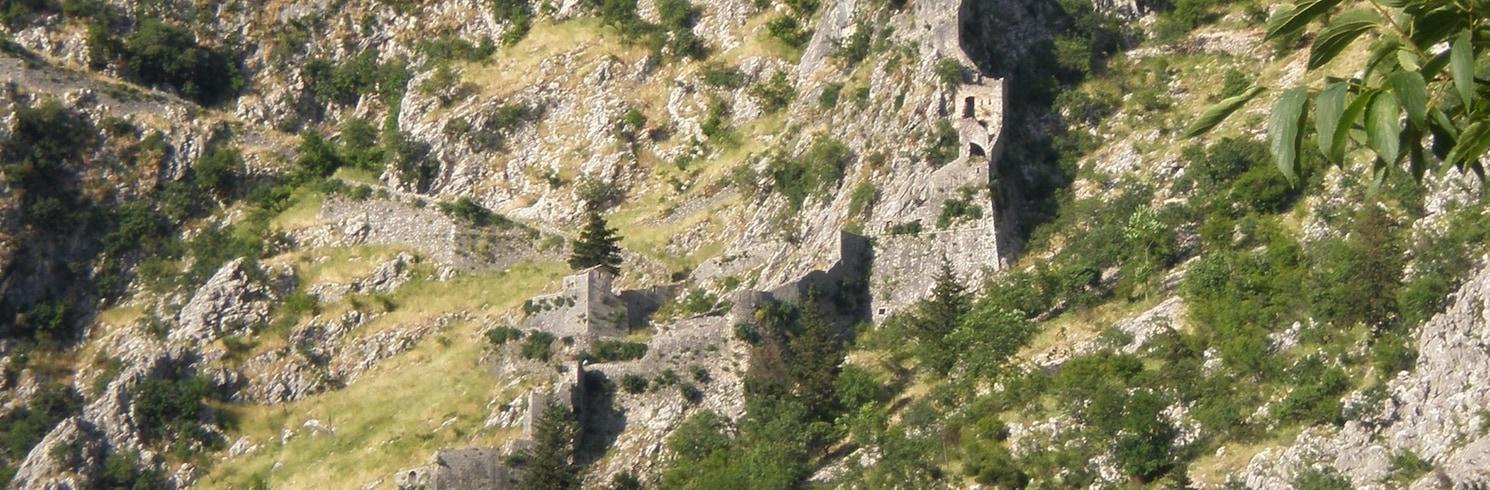 Muo, Karadağ