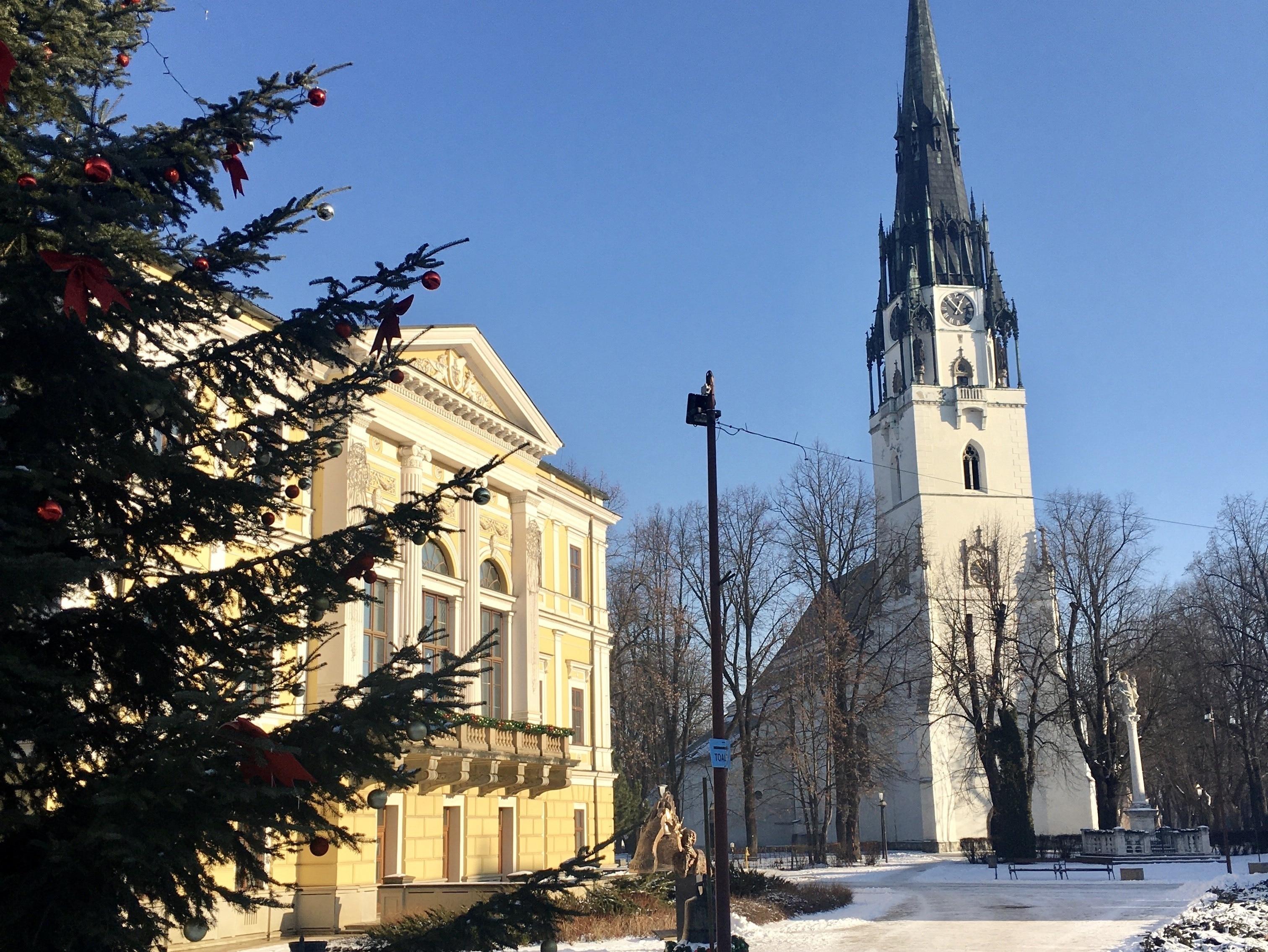 Spišská Nová Ves, Košice, Slowakei