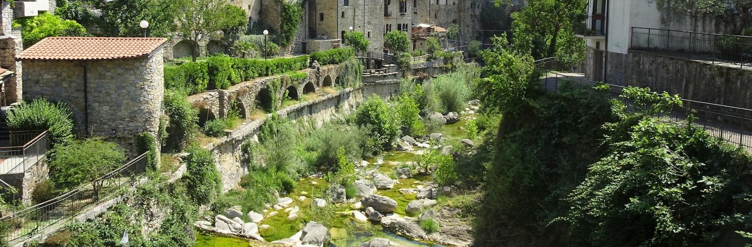 Rocchetta Nervina, Italien