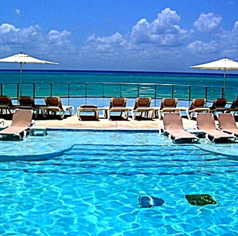 Playacar Palace, Playa del Carmen, Quintana Roo, Mexico