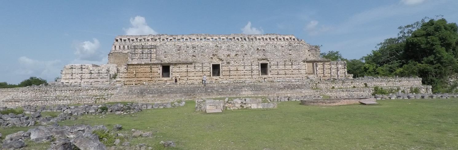 聖埃倫娜, 墨西哥