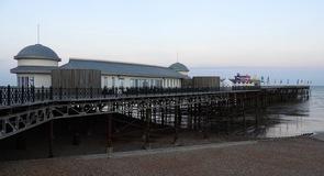 Hastings Pier (prístavné mólo)