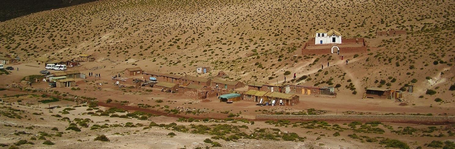 Machuca, Chile
