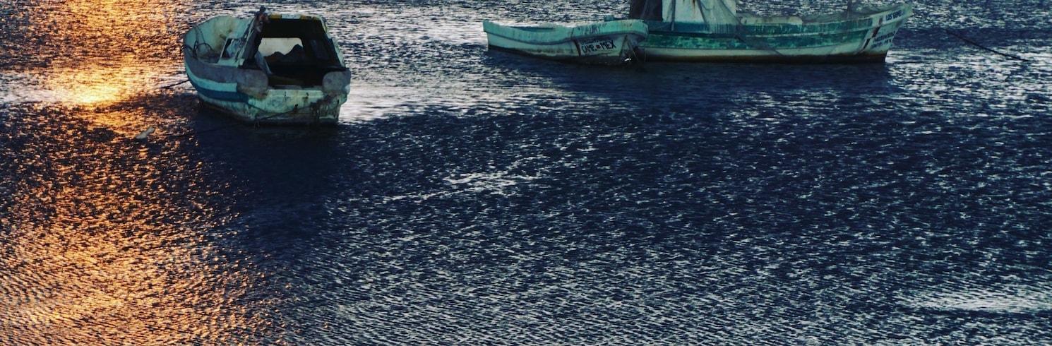 Passeio Marítimo de Campeche, México