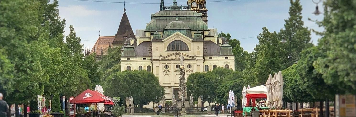 קושיצה, סלובקיה