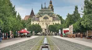 Vieille ville de Košice