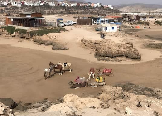 Tamraght, Marruecos