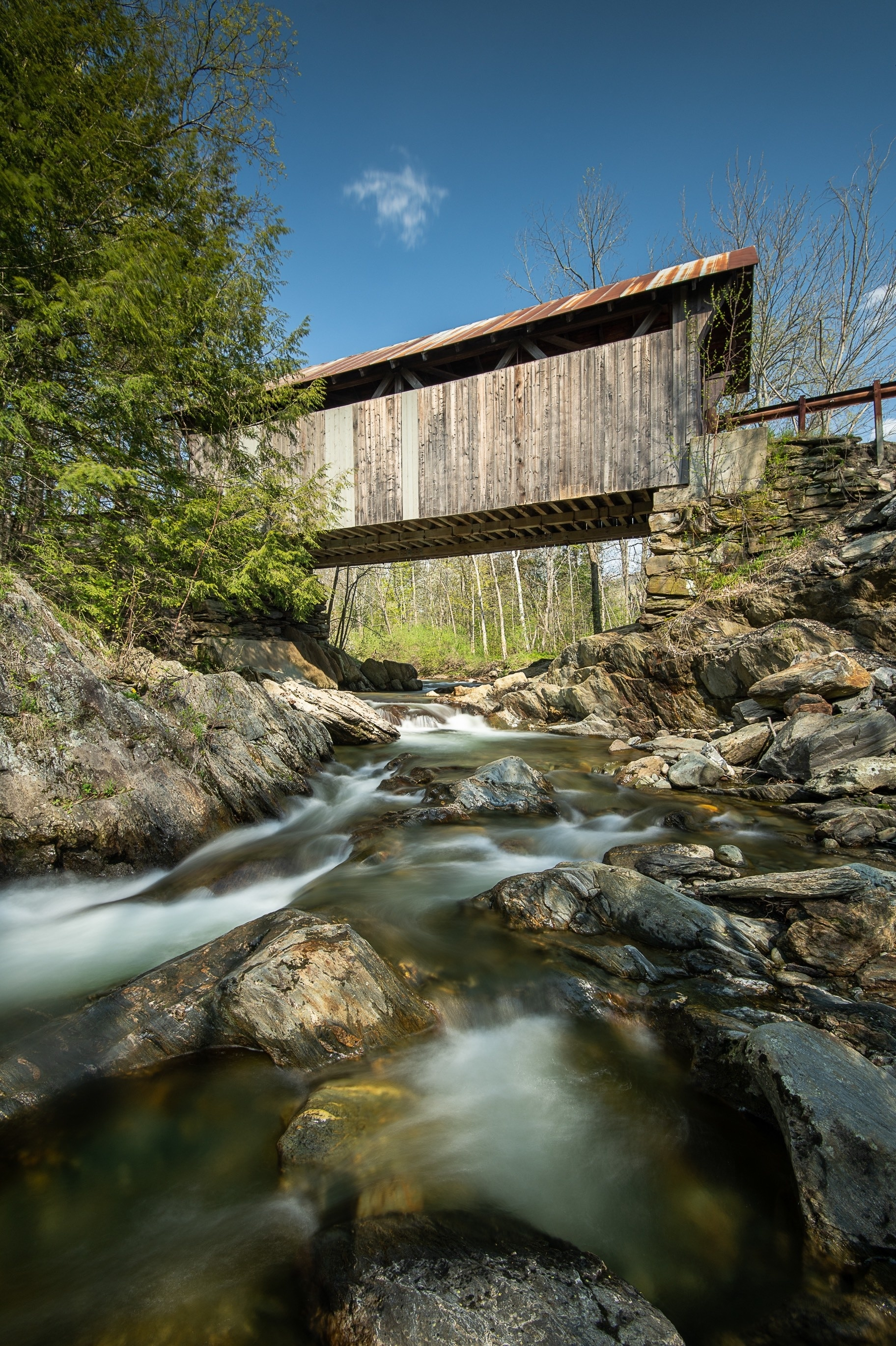 Stowe Hollow, Stowe, Vermont, United States of America