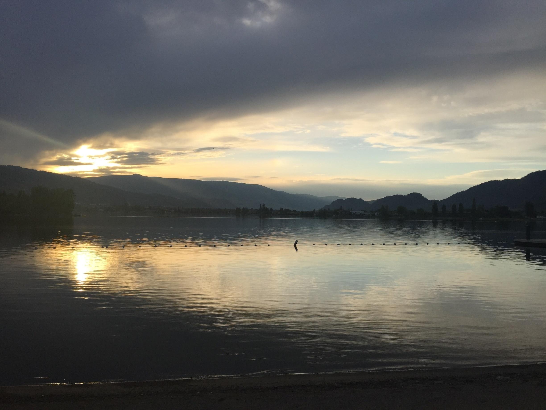 Village On The Lake, Osoyoos, British Columbia, Canada