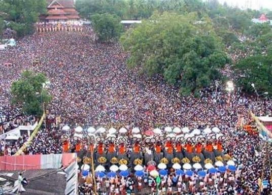 Thrissur, India