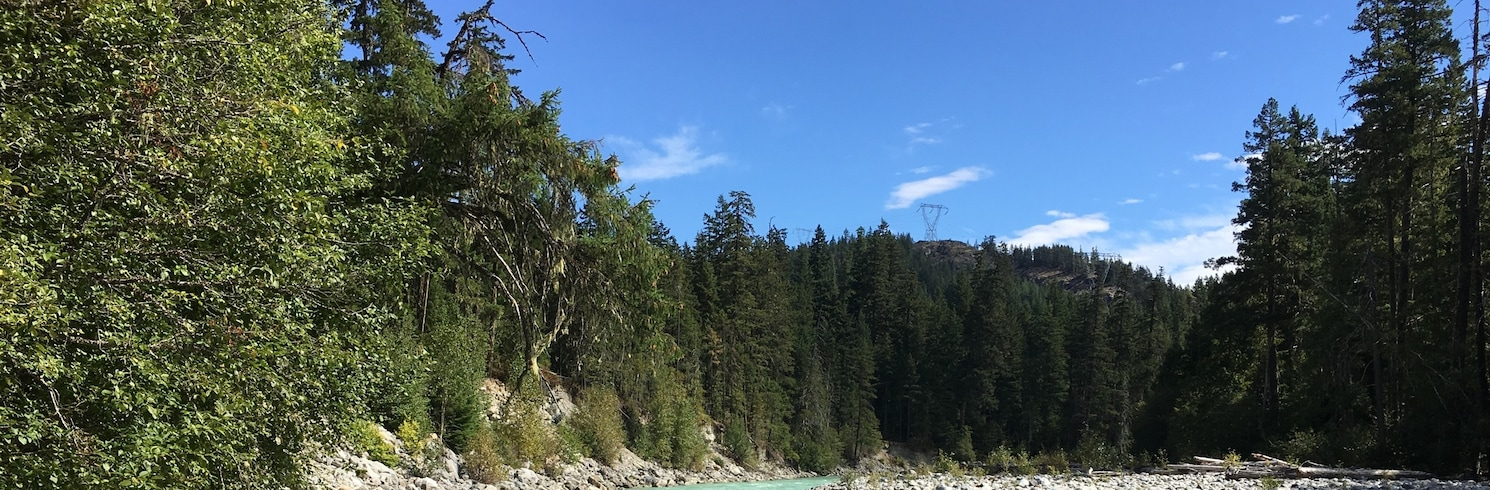 Pemberton, Columbia Británica, Canadá