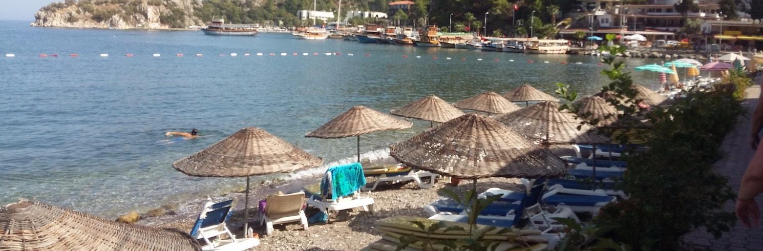 마르마리스 (및 인근 지역), 터키