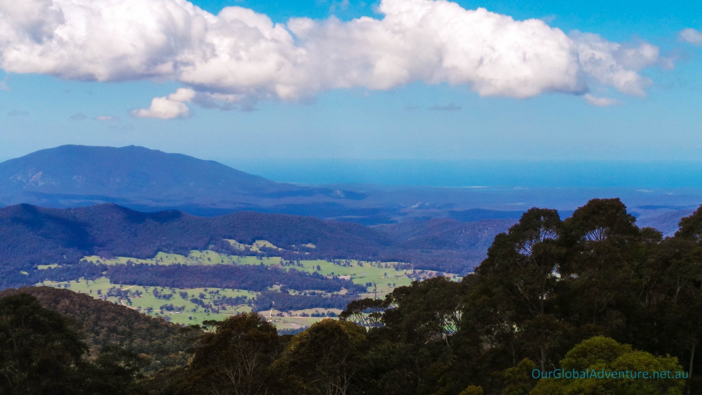 Gulaga National Park, Dignams Creek, New South Wales, Australia