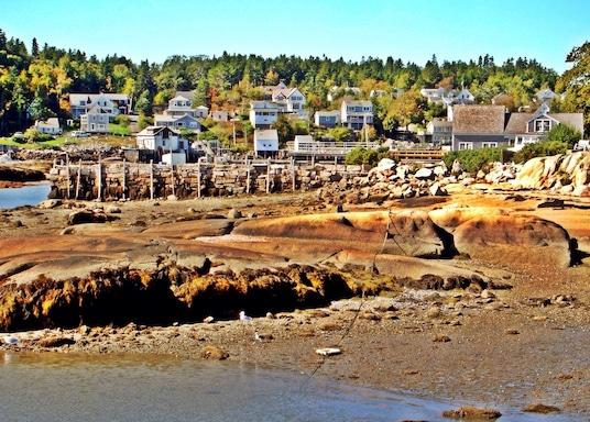Stonington, Maine, USA
