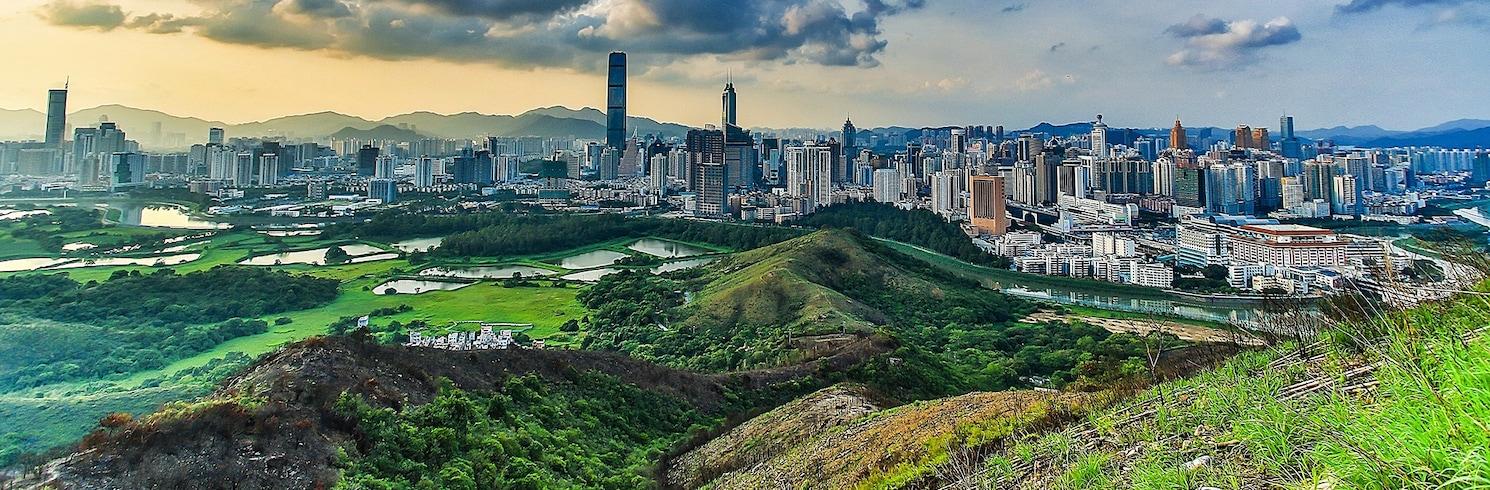 Distrito Norte, RAE de Hong Kong