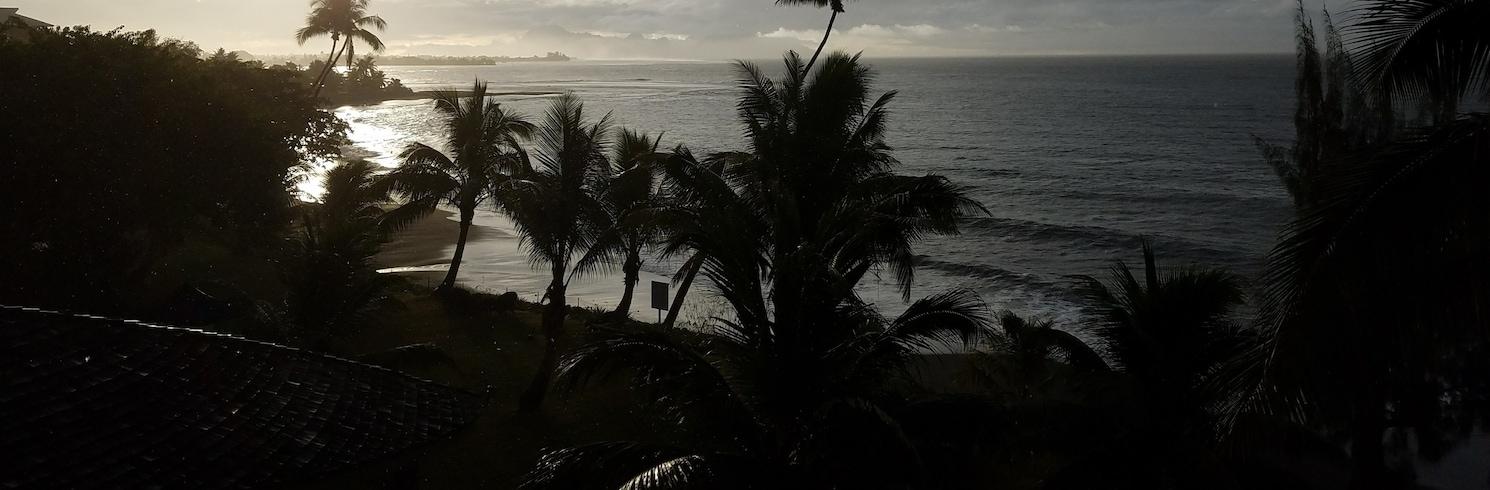 Pā'ōfa'i, Polynesia Perancis