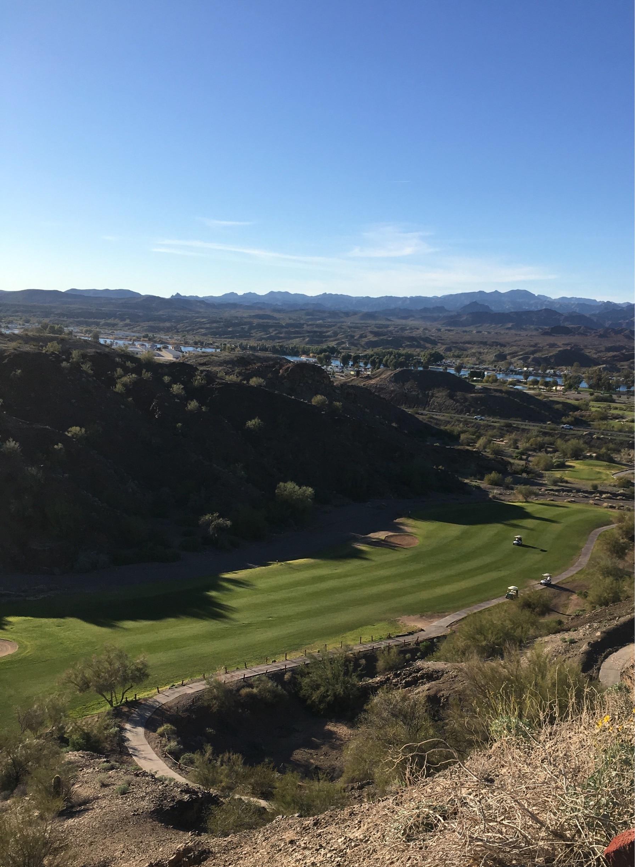 Emerald Canyon Golf Course, Parker Strip, Arizona, United States of America