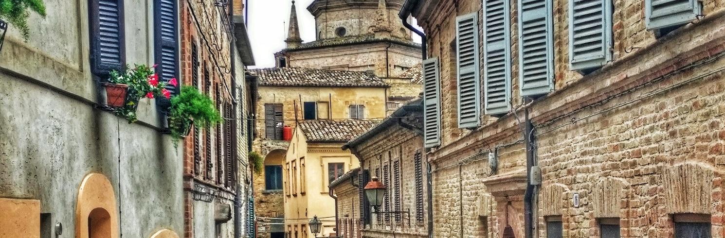 Поркья, Италия