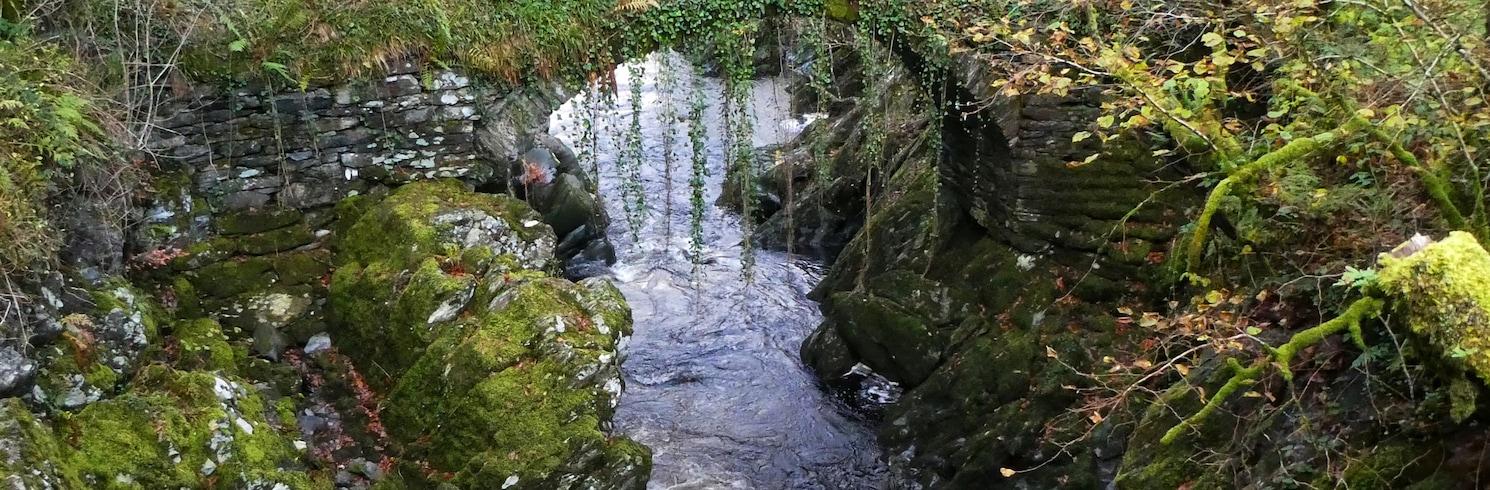 Penmachno, Bretland