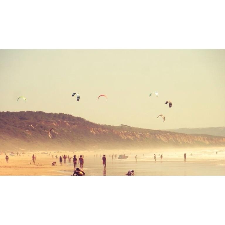 Fonte da Telha Beach, Almada, Setúbal District, Portugal