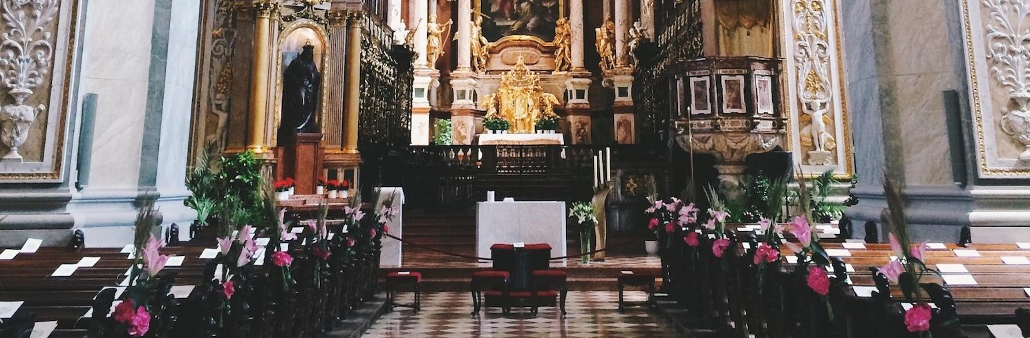 Wien-Umgebung District, Austria